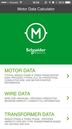 Motor data calculator usa on the app store iphone screenshots keyboard keysfo Gallery
