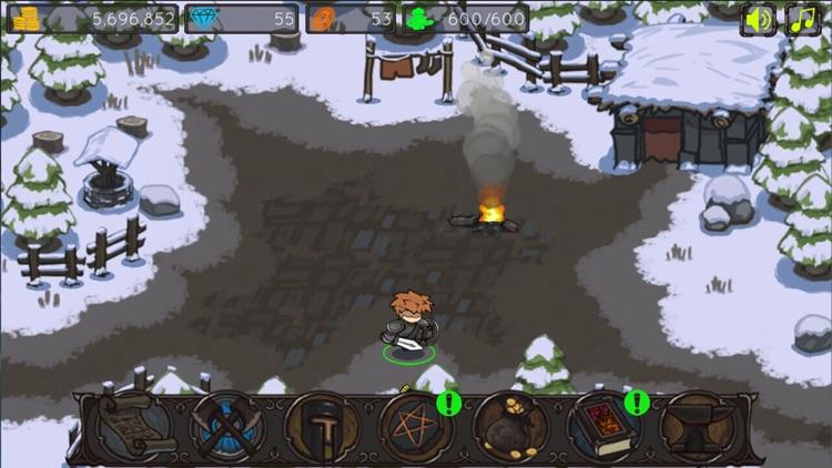 Myth Kingdom:Wrath of Gauss screenshot-0