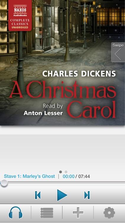 A Christmas Carol: Audiobook App