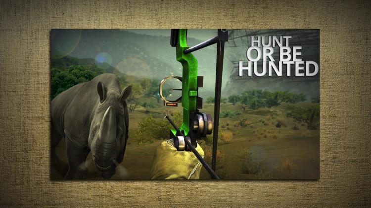 Bow Hunting Africa: Savannah Lion & Wild Animals hunter