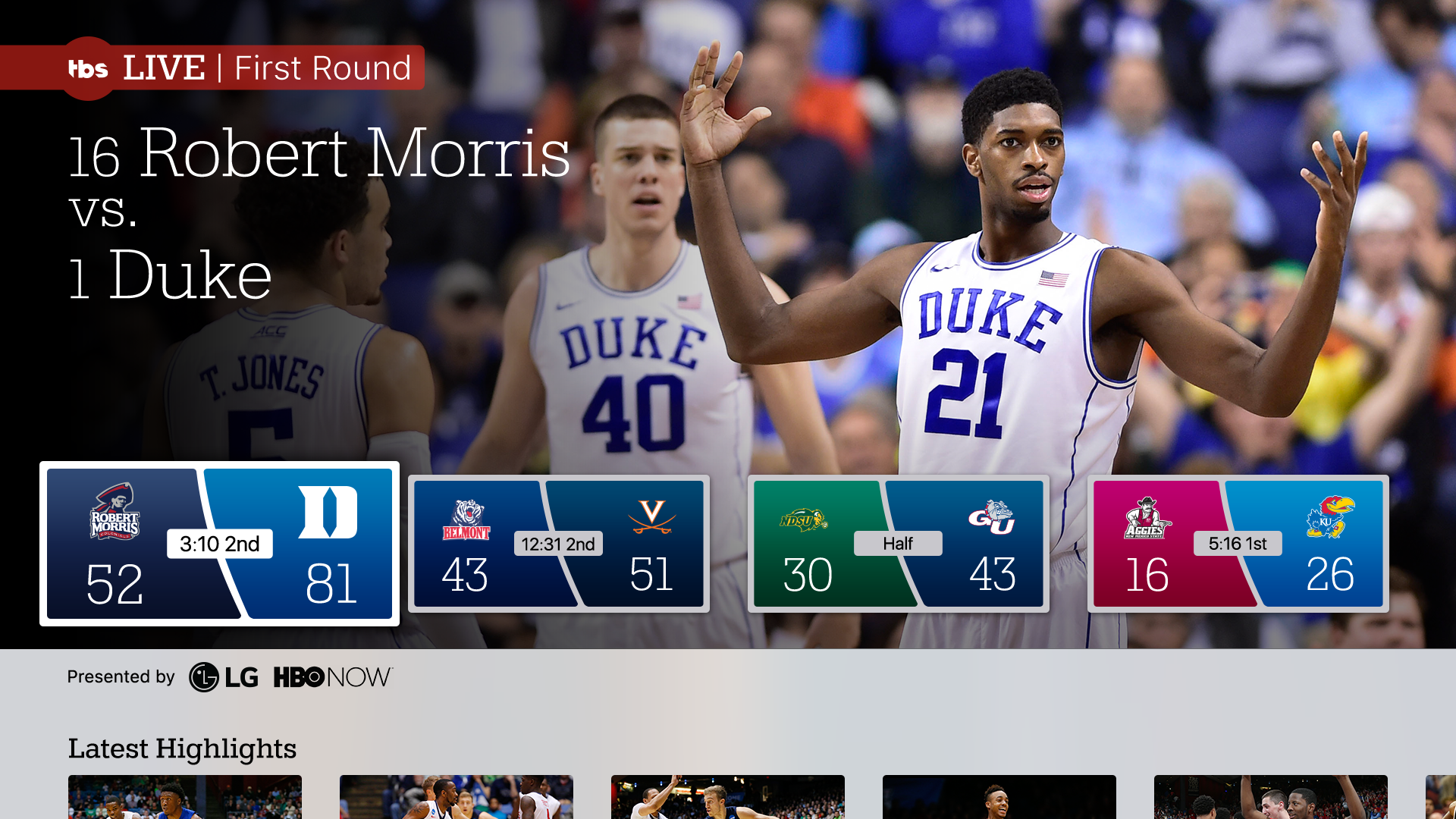 NCAA March Madness Live screenshot 16