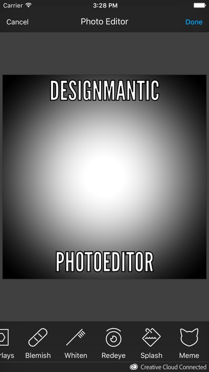 Photo Editor by Design Mantic