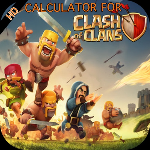 Troops and Spells Cost Calculator/Time Planner for Clash of Clans