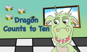 Dragon Counts to Ten with Activities