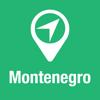 BigGuide Montenegro Karte + Grundlegend Touristenführer und Offline Stimm-Navigator