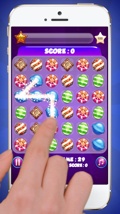 Candy Blast Madness - Puzzle Game With Various Candy Themes screenshot-0