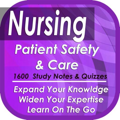 Patient Safety & Care: 1680 Study Notes & Quizzes (Principles, Practices & Tips)