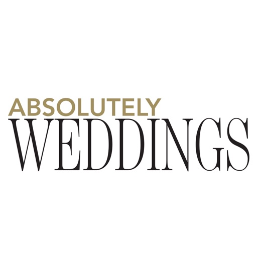 Absolutely Weddings Magazine - a marriage of luxury and style icon