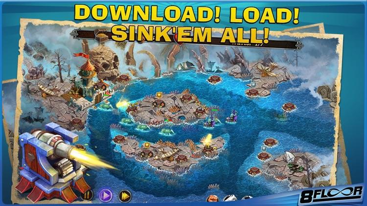 Fort Defenders 7 seas screenshot-3