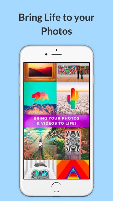 GIF Maker- Free Animated GIF Maker Screenshot on iOS