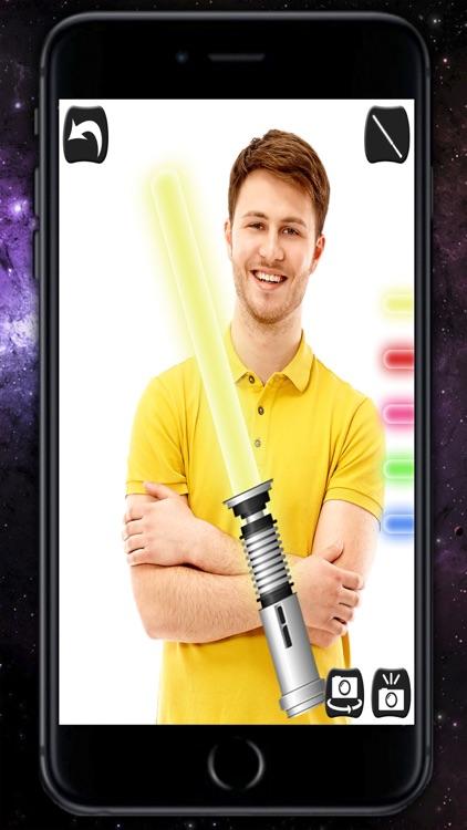 Jedi Lightsaber & Laser sword with sound - Pro screenshot-4