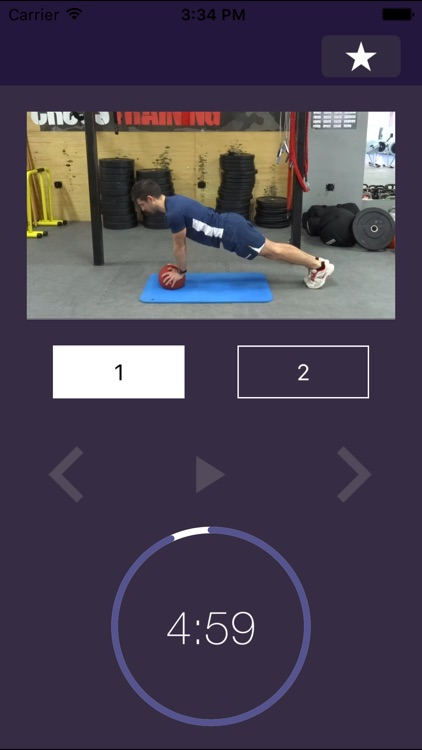 7 min Medicine Ball Workout: High Intensity Interval Training Exercises - Full Body Workouts with Gym Ball Exercise Plan