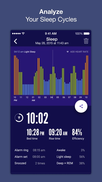 sleep analysis iphone can t sleep 15 ios apps which can help you with insomnia 12985