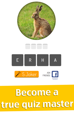 Animal Quiz - Free Trivia Game about cats, dogs, horses and