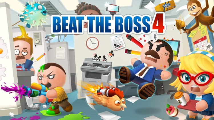 Beat the Boss 4