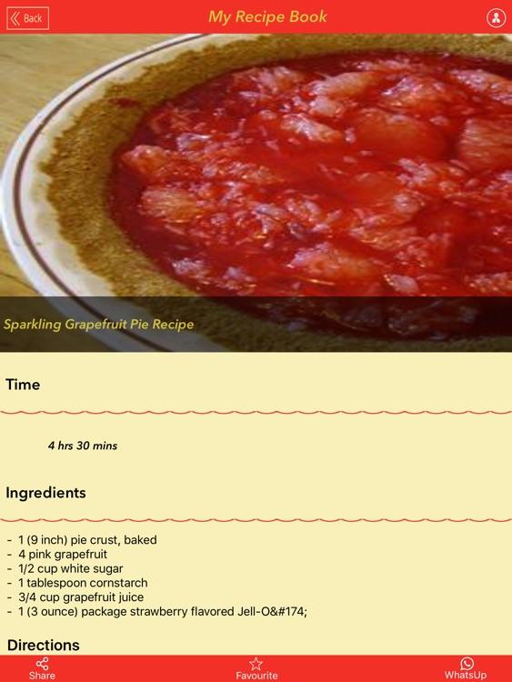 My Recipe Cookbook screenshot-3