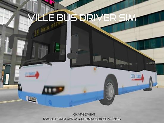 Screenshot #4 pour Ville Bus Driver Sim PV