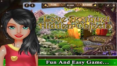 Love Bouquet - Find the Hidden Mystery screenshot one