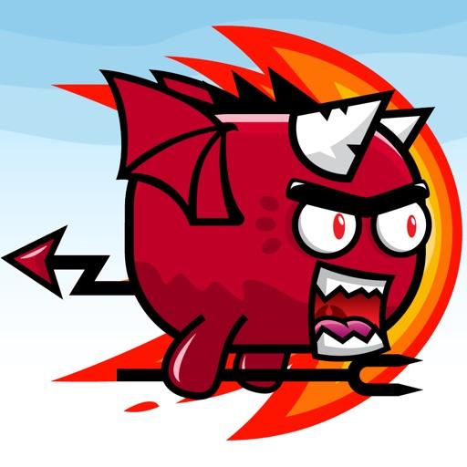 التنين الغاضب