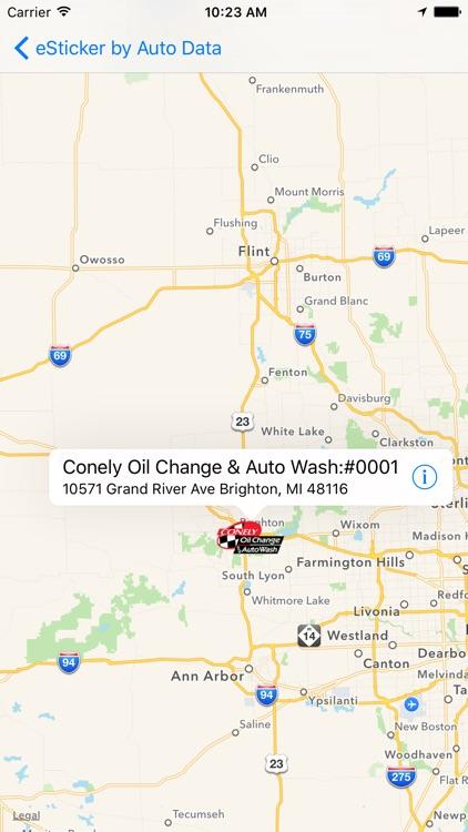 Conely Oil Change & Auto Wash screenshot-4