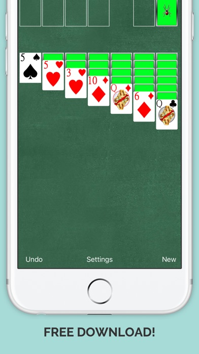 Free Cell Solitaire Classic Full Game Plus Bundle 2015 Screenshot