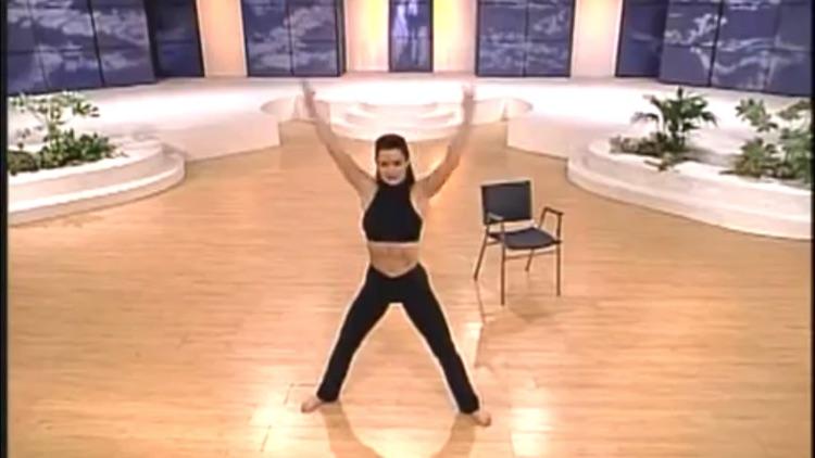 Belly Dance Fat Burn Workouts screenshot-3