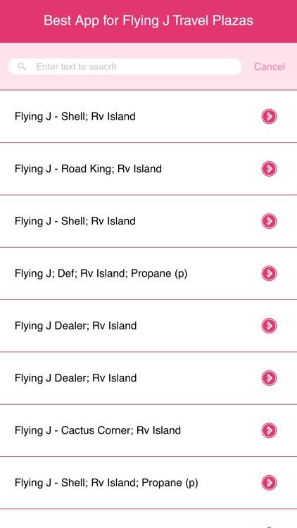 Best App for Flying J Travel Plazas