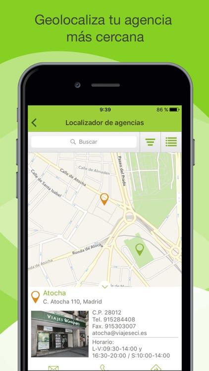 Viajes El Corte Inglés screenshot-3