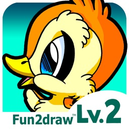 Fun2draw™ Animals Lv2 - How to Draw Cute Animals - Fun Apps for Kids & Artists