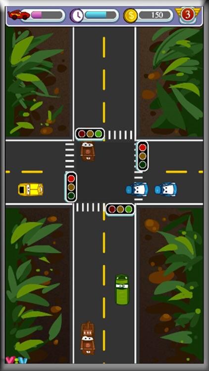 Ultimate Traffic Control - Car Racing Game by Durgaben Patel