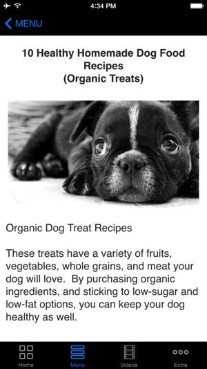 Best homemade natural dog foods organic treats recipes guide to best homemade natural dog foods organic treats recipes guide to save money more healthy on the app store forumfinder