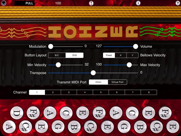 Hohner MIDI Melodeon screenshot-3