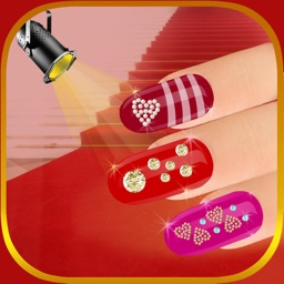 Celebrity Nail Styling Salon – Enter Fashion Makeover Spa And Get Fancy Manicure.s