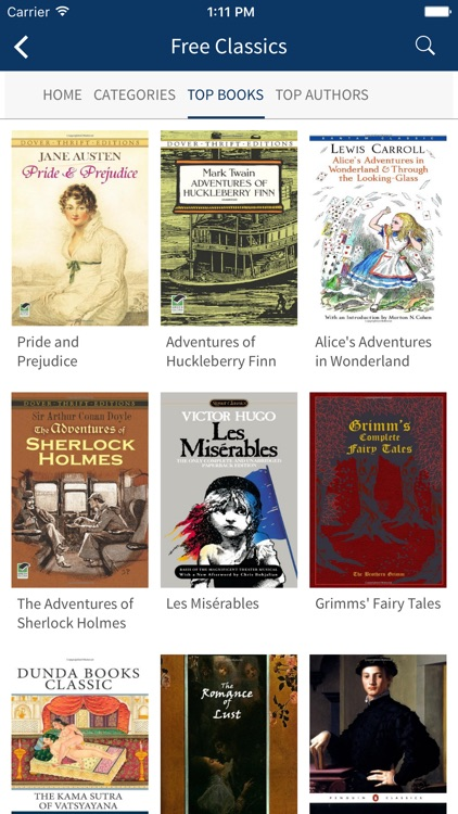 50000 Free Books & Audiobooks - Oodles screenshot-3