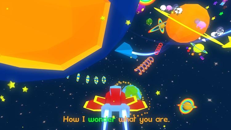 Twinkle Twinkle Little Star - 3D Nursery Rhyme For Kids screenshot-4