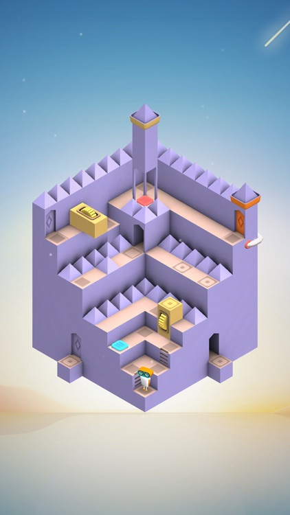 Evo Explores - Perspective Puzzle screenshot-0