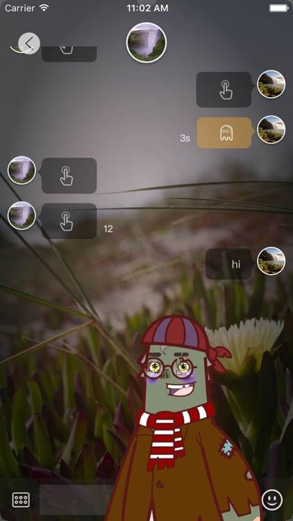 Wey! - 来自二次元世界的社交软件 screenshot-4