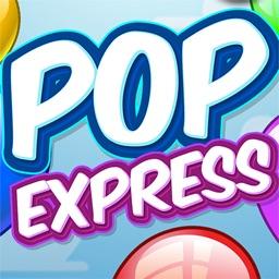 Pop Express: Pop The Balloons