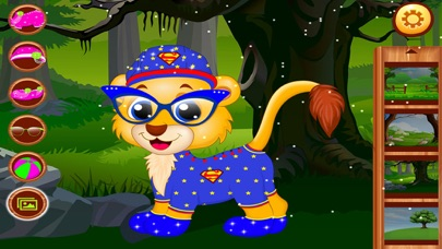 Baby Lion Salon screenshot four