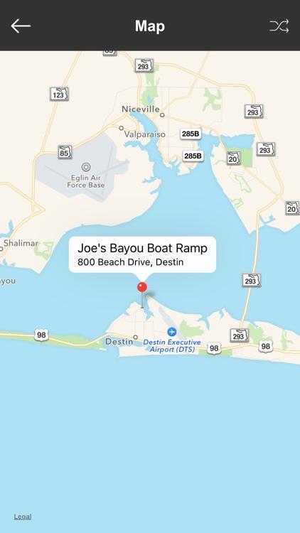 Florida Boating Ramps screenshot-3