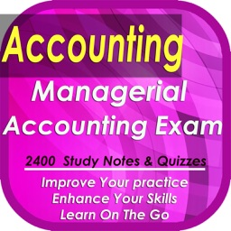 Management Accounting Exam Review: 2400 Q&A