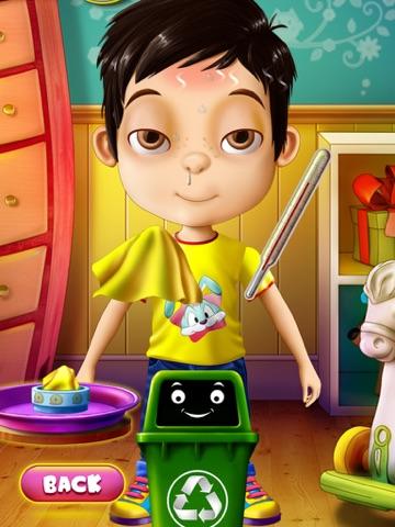 игра врача для детей  претендует на лучший доктор на iPad