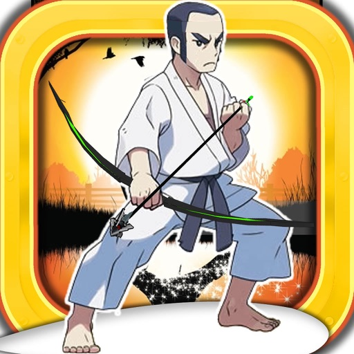 Archer Karate Warrior