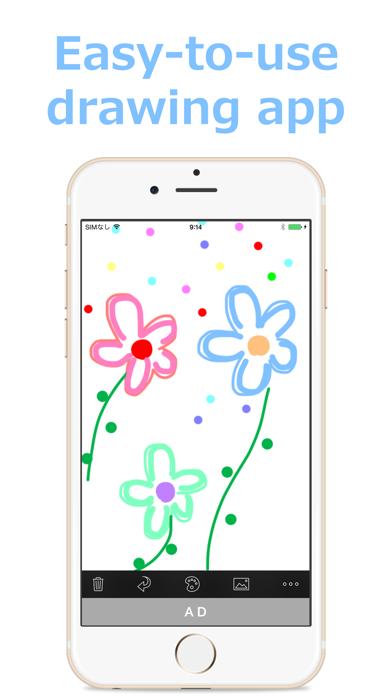 Screenshot #1 pour Let's Draw  Dessin App