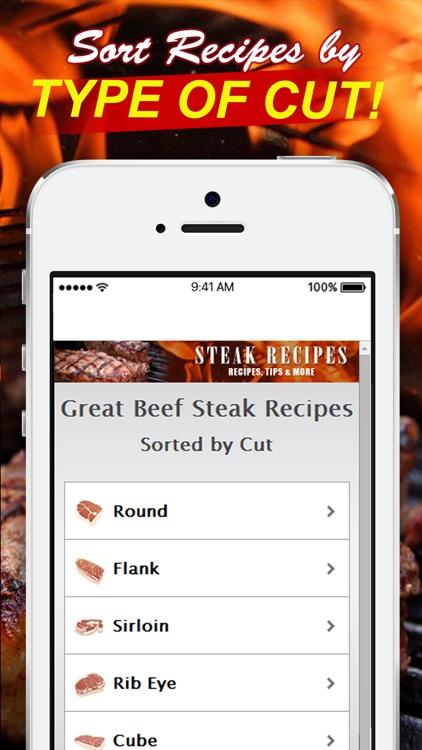 Steak Recipes!!