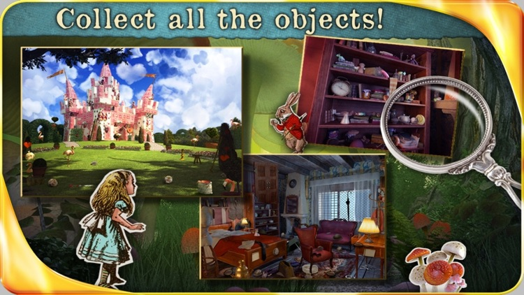 Alice in Wonderland – Extended Edition - A Hidden Object Adventure screenshot-1