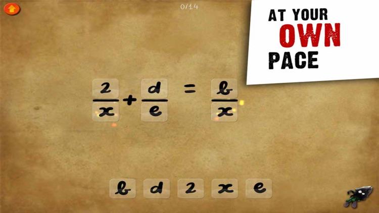 DragonBox Algebra 5+ screenshot-4