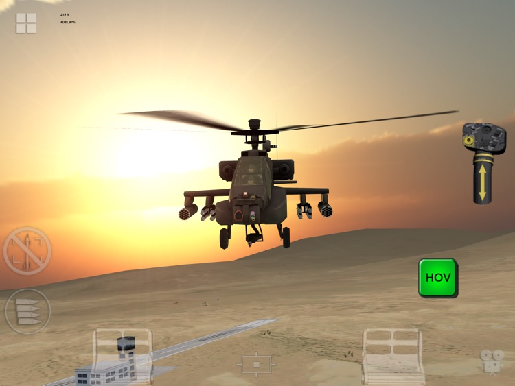 Apache SIM HD screenshot-1