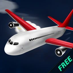 Thunderstorm flight training simulator for pilots Free