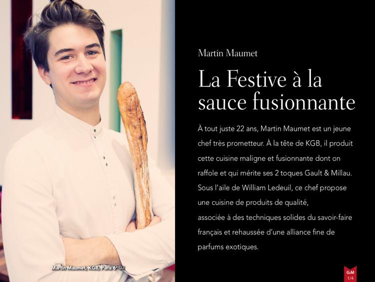 La Festive, 10 ans de gourmandise screenshot-3